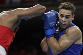 Olimpiade Tokyo: Petinju Selandia Baru lolos dari aksi gigit kuping
