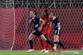Olimpiade Tokyo: Inggris dan Kanada pastikan lolos ke perempat final