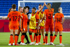Belanda lumat China 8-0, Brazil menang tipis atas Zambia