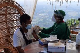 Realisasi vaksinasi COVID-19 di Gunung Kidul capai 28 persen