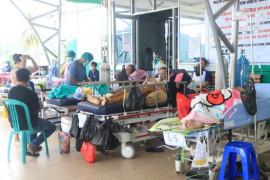 Ketersediaan oksigen tiga kabupaten dan kota di Papua terkendala