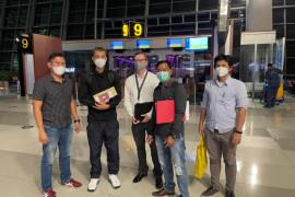 Imigrasi Bali deportasi WN asal Denmark karena melanggar izin tinggal