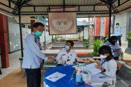 BNN Sulawesi Tenggara periksa urine pegawai Lapas Kendari