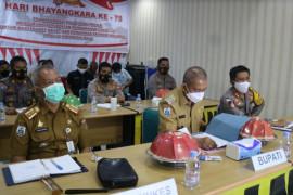 Akibat lonjakan kasus COVID-19, Polewali Mandar Sulbar terapkan PPKM level 3