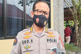 Tiga kapolres dan dua PJU di Polda Kalteng berganti