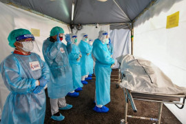 Korban meninggal COVID-19 di Malaysia dibantu Rp17 juta