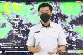 BMKG : Cuaca panas landa sebagian besar wilayah Indonesia