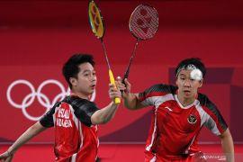 Kevin/Marcus akui Lee Yang/Wang Chi-Lin bermain lebih baik