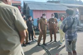 wali-wawali Kota Manado Temukan baru 576 KK huni  relokasi Pandu