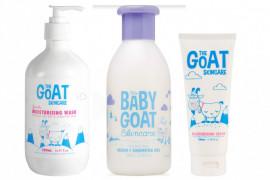 Khasiat susu kambing dan kopi untuk kulit ibu dan anak