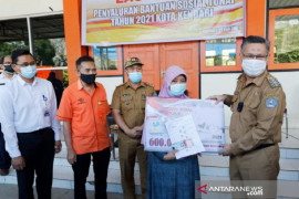 Kendari luncurkan penyaluran BST bagi 13.932 keluarga penerima manfaat