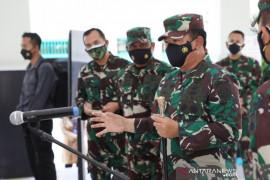 "Panglima TNI pastikan prajurit nya siap jadi \""tracer\"" COVID-19"