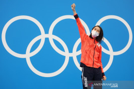 Perolehan medali Olimpiade Rabu: Jepang pertahankan posisi puncak