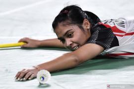 Gregoria Tunjung gagal ke perempat final Olimpiade Tokyo