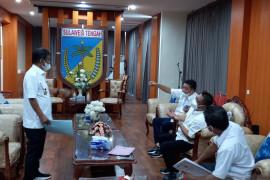 Gubernur Sulteng:  Perusda harus berkontribusi tingkatkan fiskal daerah