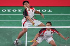 Praveen/Melati akui lakukan banyak kesalahan saat hadapi Zheng/Huang