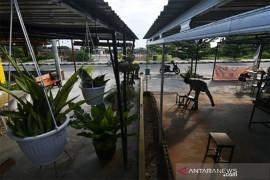 Penutupan lokasi wisata dan ruang publik di Palu