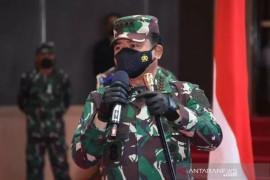 Ini perkaranya, Panglima TNI perintahkan Kasau copot Danlanud JA Dimara