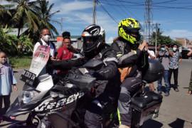 "Ketua FKPT Aceh keliling Indonesia usung \""Touring Indonesia Harmoni\"""