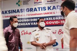 Plt Gubernur Sulsel tanggapi penanganan jenazah COVID-19