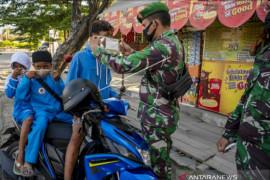 Kasus harian COVID-19 Sulteng kembali cetak rekor, tertinggi di Banggai