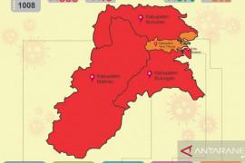 Empat Kabupaten/Kota di Kaltara Berstatus Zona Merah