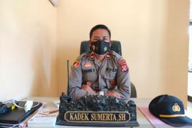 Terekam CCTV, pencuri sepeda motor di Sekotong Tengah langsung dikenali polisi