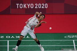Jojo susul Ginting ke babak 16 besar Olimpiade Tokyo