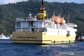 Pelni hentikan sementara layanan tujuh kapal perintis di Maluku selama PPKM
