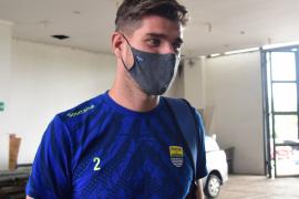 Nick Kuipers tolak tawaran klub lain karena nyaman berada di Persib Bandung