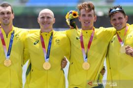Belanda dan China raih emas dayung empat putra dan putri