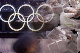 Penyelenggara Olimpiade Tokyo meminta maaf karena terlalu banyak pesan makanan