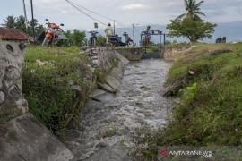 Rehabilitasi jaringan irigasi tersier