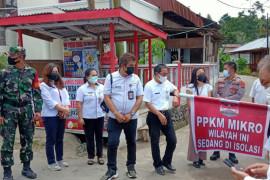 Tiga desa di Kecamatan Pasan berstatus PPKM