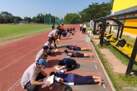 35 pelajar ikut seleksi atlet binaan PPLP Sumatera Selatan