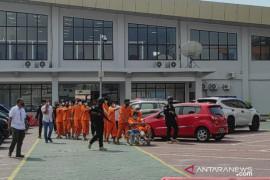 Mantan polisi pengedar sabu dibekuk Polda Riau