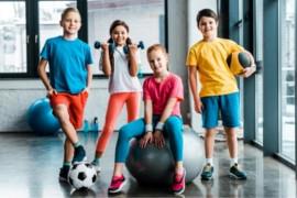 Ini alasan penting anak 5-12 tahun wajib bergerak aktif