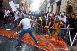 Varian Delta mendominasi kasus COVID-19 di Italia
