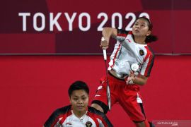 Greysia/Apriyani ingin menikmati setiap pertandingan di Olimpiade Tokyo