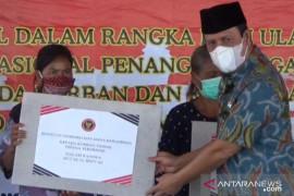 Korban terorime Poso dan Sigi dapat bantuan dari BNPT