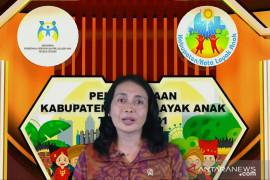 275 daerah terima penghargaan Kabupaten/Kota Layak Anak