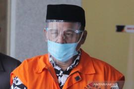 Tersangka korupsi pengadaan bansos di Bandung Barat segera jalani disidang