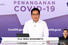 Peningkatan kematian di luar Jawa-Bali peringatan bagi pemda, menurut Satgas