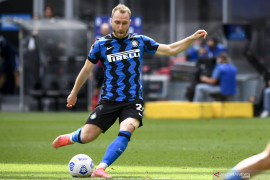 Christian Eriksen segera jalani tes medis di Inter Milan