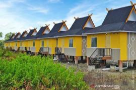 Membangun 30 rumah panggung nelayan Rokan Hilir