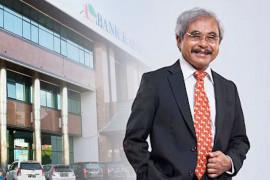 Dirut Bank Kalteng raih penghargaan Indonesia financial top leader