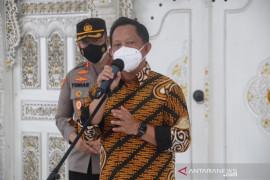 Mendagri Tito Karnavian semangati pemerintah daerah hadapi pandemi COVID-19