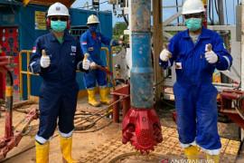 Chevron berhasil bor sumur ke-100, jelang alih kelola operator