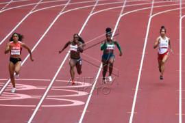 Sprinter Indonesia Alvin Tehupeiory gagal melaju ke semifinal