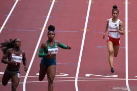 Sprinter putri Alvin Tehupeiory petik pengalaman berharga di Olimpiade Tokyo